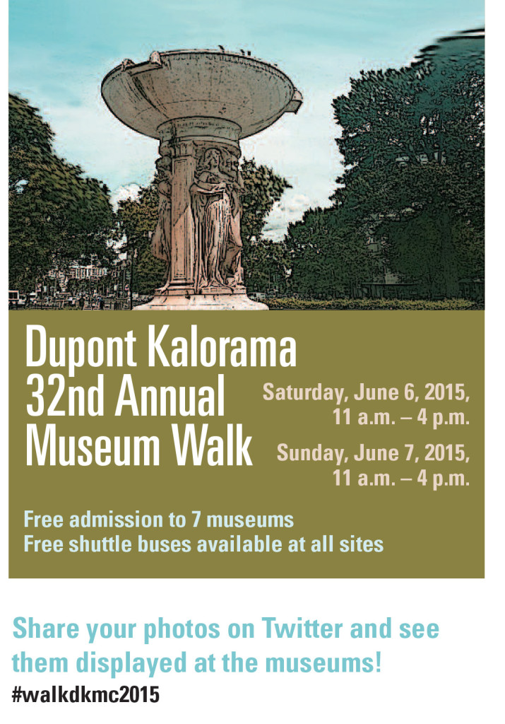 32nd Annual DKMC Museum Walk Weekend @ Woodrow Wilson House | Washington | District of Columbia | United States